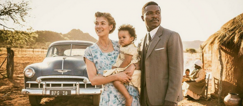 Movie Tip – A United Kingdom