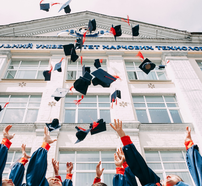 Estudar no exterior, estudantes, universidades, mestrado