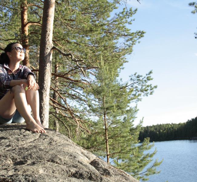 Finlândia, Helsinki Parque Nacional Repovesi, natureza, atrações, o que fazer na Finlândia