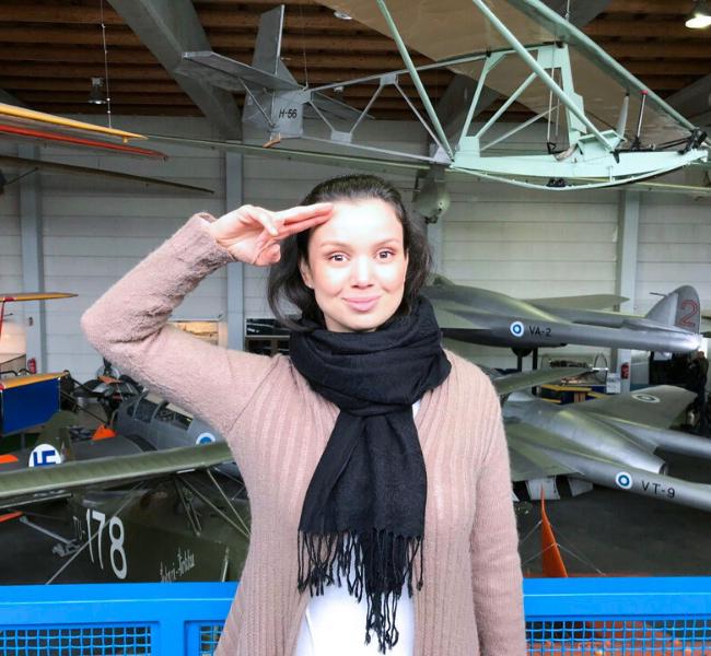 Finlândia, Helsinki, Museu, Museu da aviação, atrações