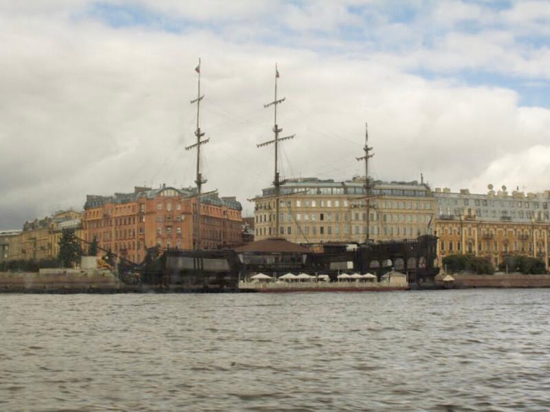 São Petersburgo, Rússia, Guia de turismo, guia