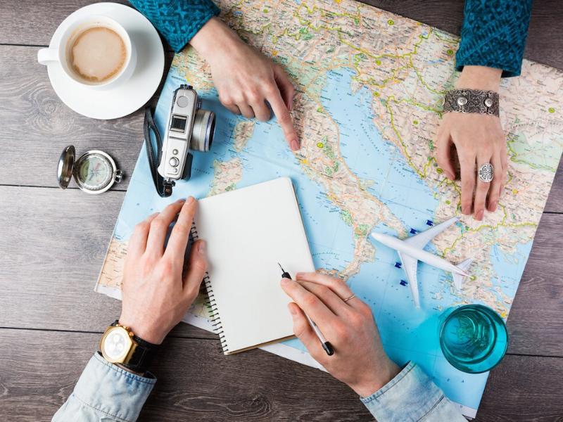 Dicas de viagem, roteiro, guia de viagem, turismo, montar roteiro, viagem