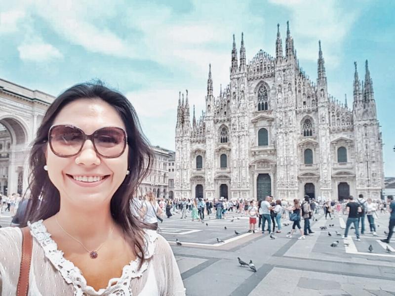Milão, Itália, onde comer, gastronomia, culinária italiana, panzerotti, Luini, gelato, atrações, restaurantes, turismo