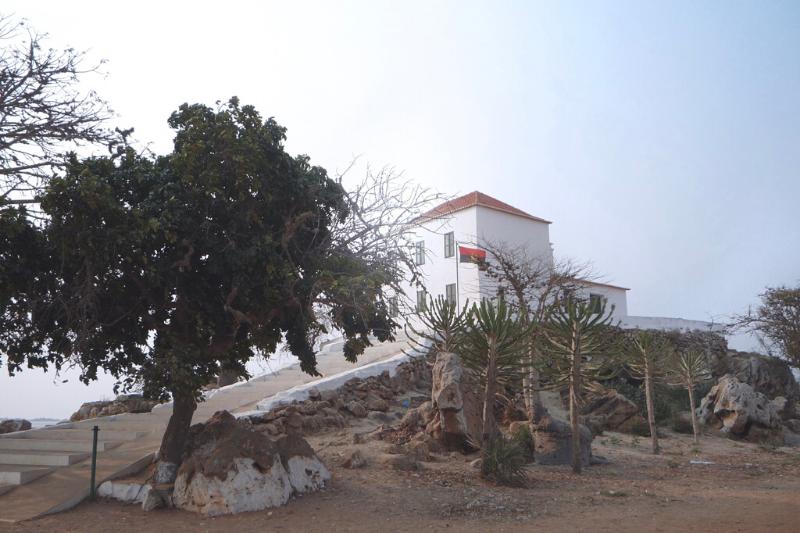 Angola, Luanda, África, museu da escravatura