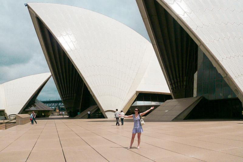 Australia, Opera House, Sydney