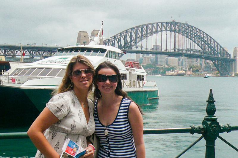Australia, Opera House, Sydney, Harbour Bridge