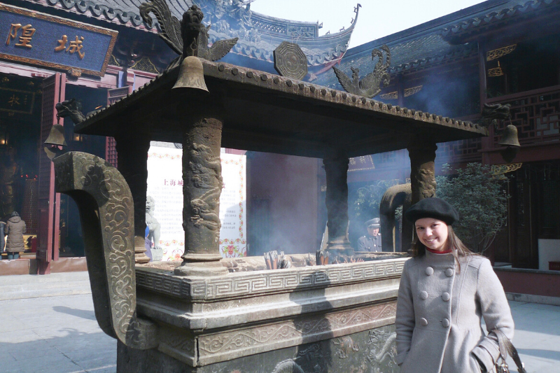 China, Shanghai, mercado chinês, yu garden