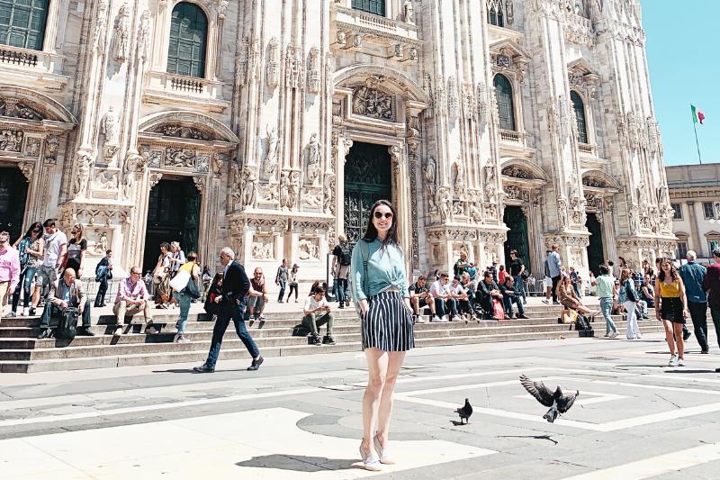 Itália, Milão, atrações, Duomo de Milão, viagem