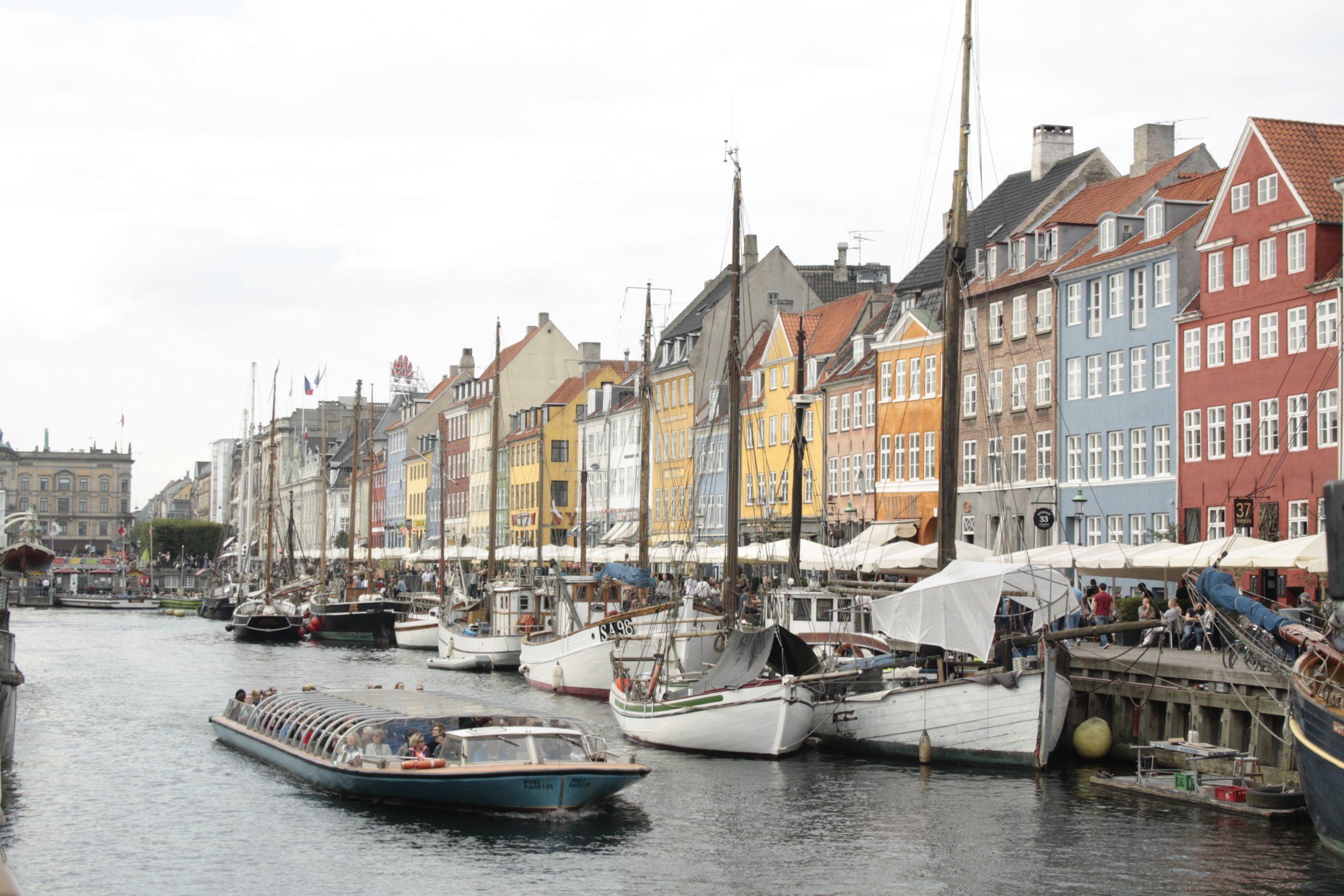 Dinamarca, Pequena Sereia, Copenhegen, Escandinávia, Nyhavn