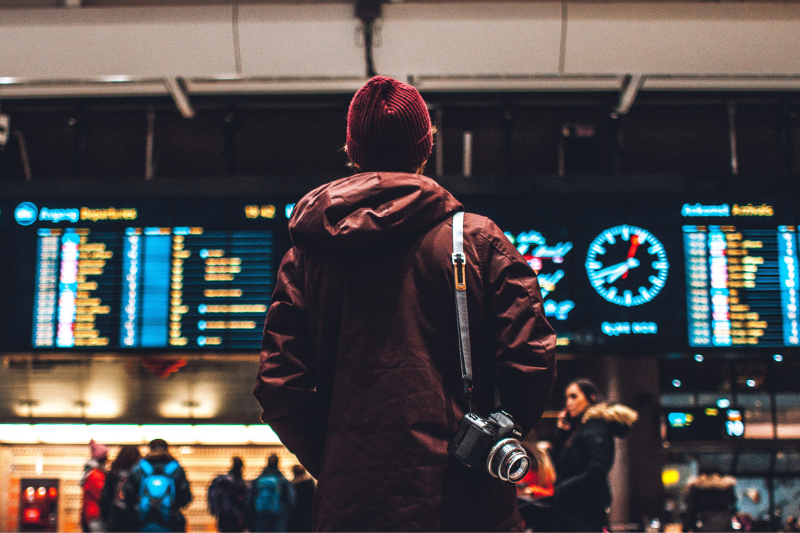 perfil de viajante, turista, estilo de viagem