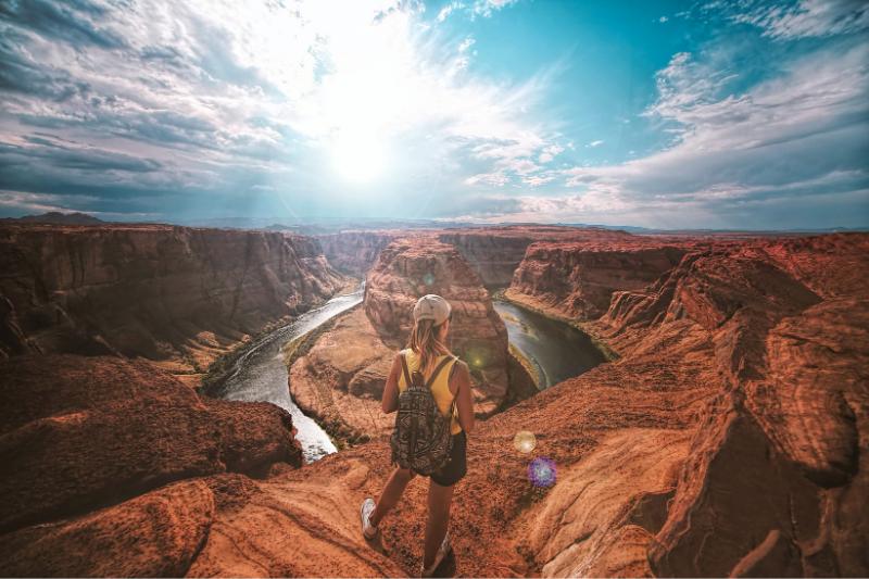 perfil de viajante, ecoturismo, aventura, viajante aventureiro